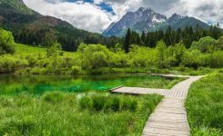 Slovenia has been named the greenest country in the world, and this is why